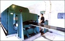 输送带硫化机,橡胶输送带硫化